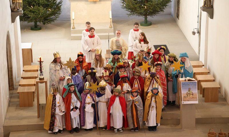 Heilige drei Könige 2017