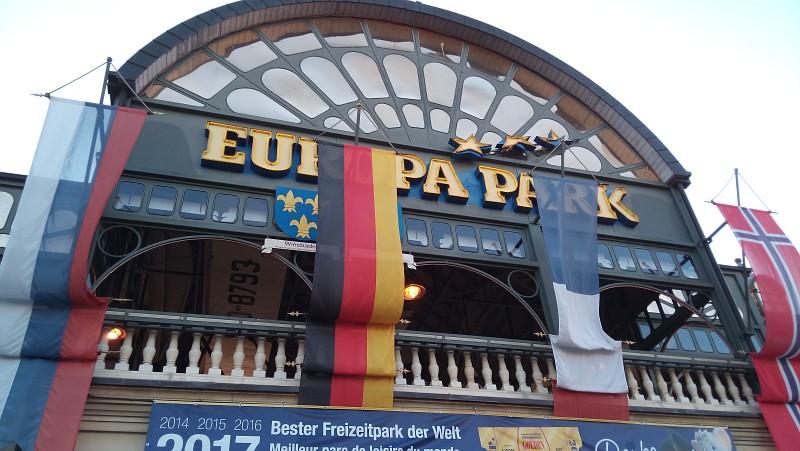 Ministranten Trochtelfingen im Europapark 2017