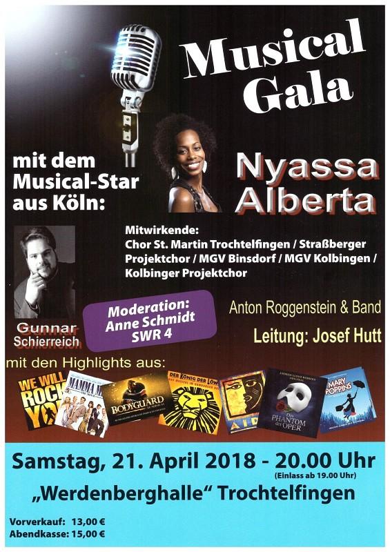 Musical Gala 2018